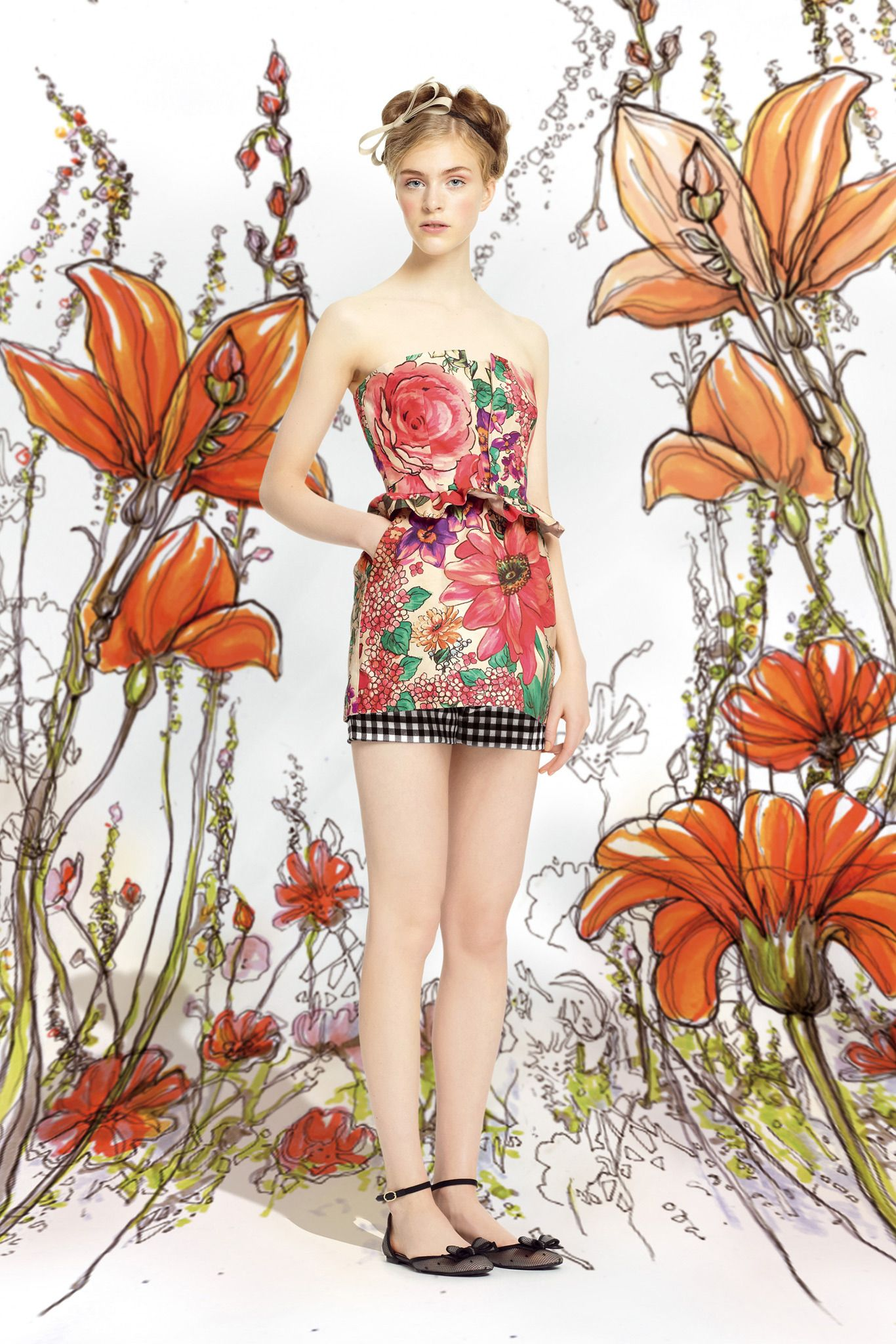 red valentino spring 2014 readytowear collection