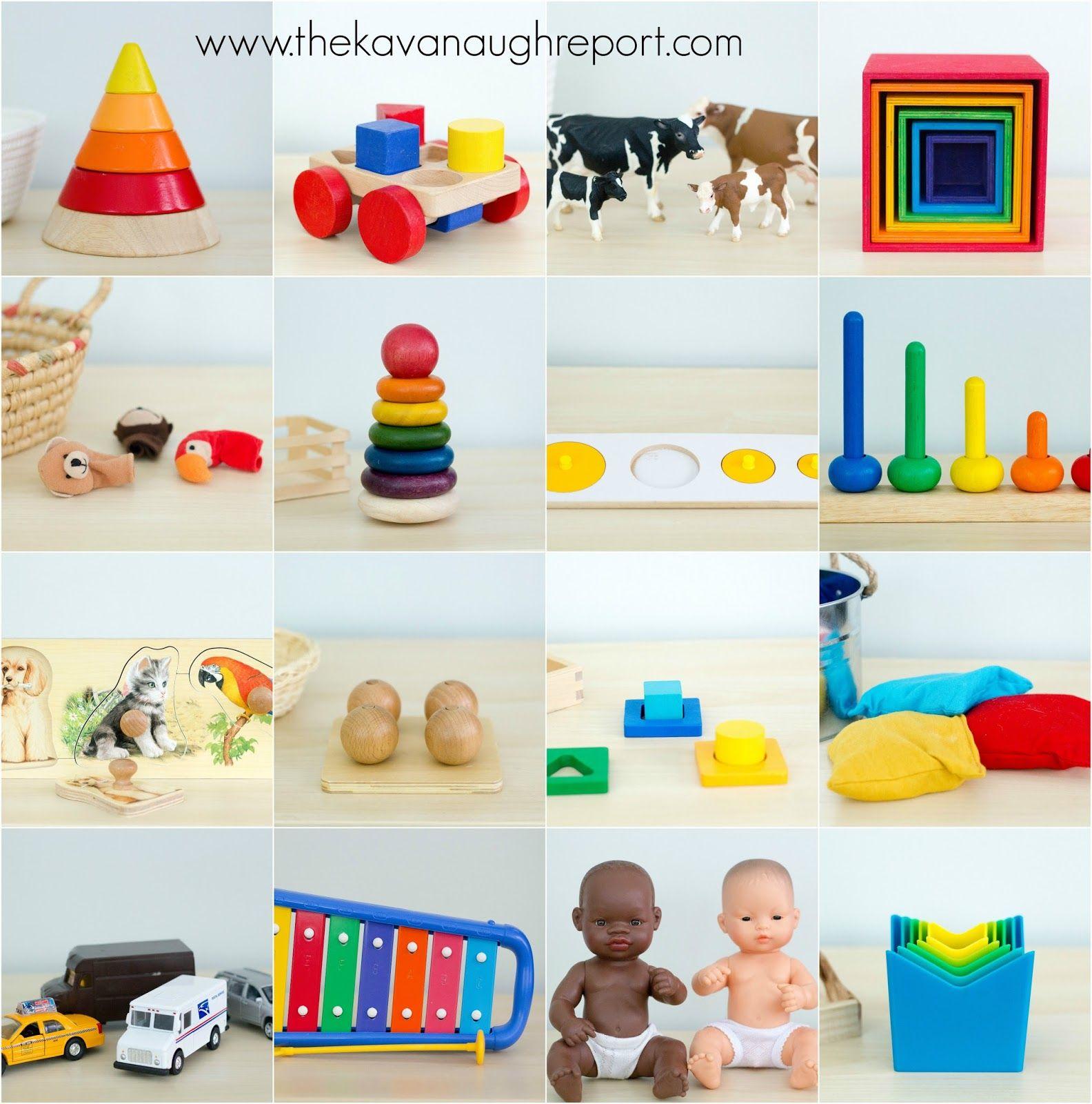 Montessori Friendly Toys 16 to 19 Months | Montessori ...