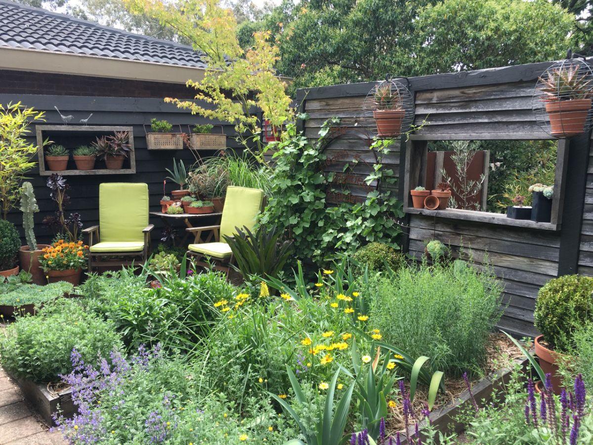 In home garden ideas  Steven Wellsu home garden Bliss u Janna Schreier Garden Design