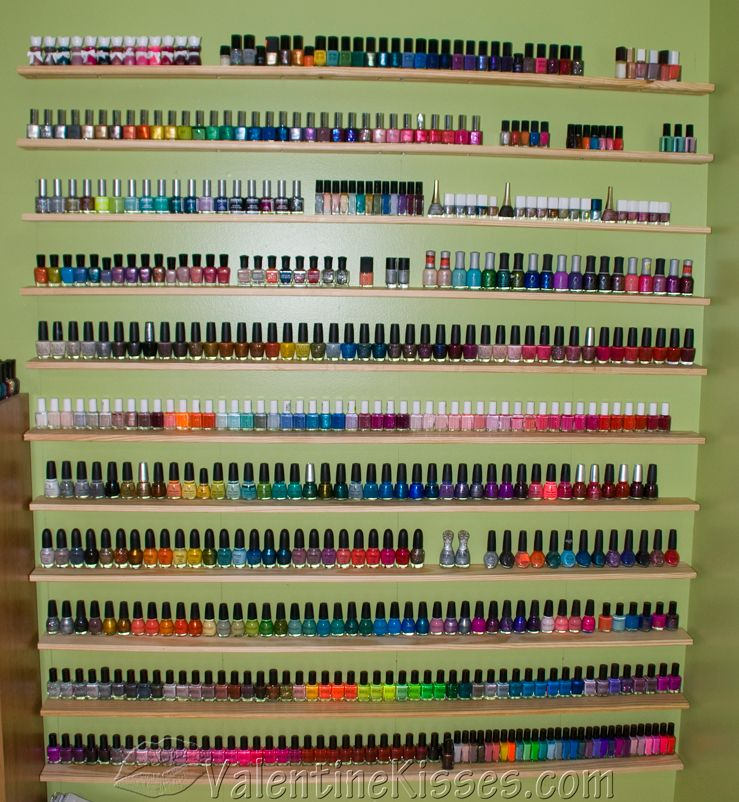 My personal in-home nail salon! | Hair/ nail salon | Pinterest ...