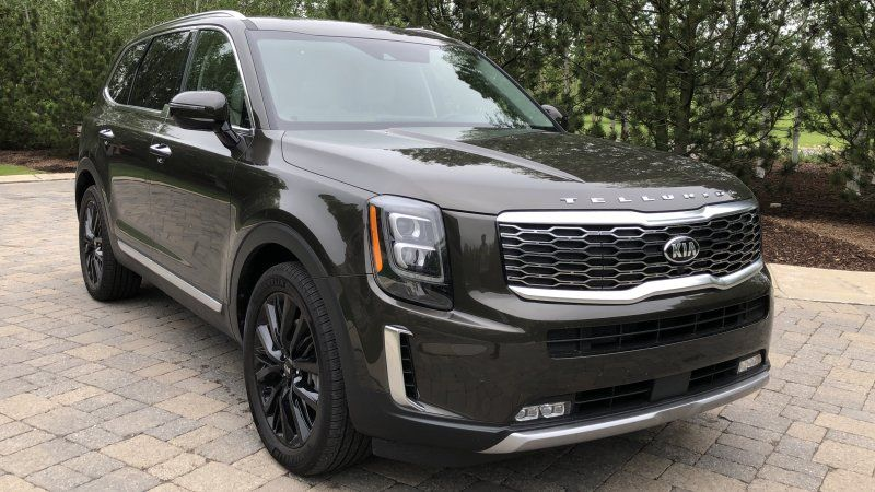 2020 Kia Telluride recalled Over 30,000 SUVs due to