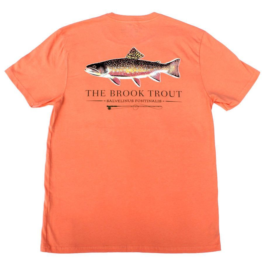 Georgia Brook Trout Tee (Available in 2 Colors)