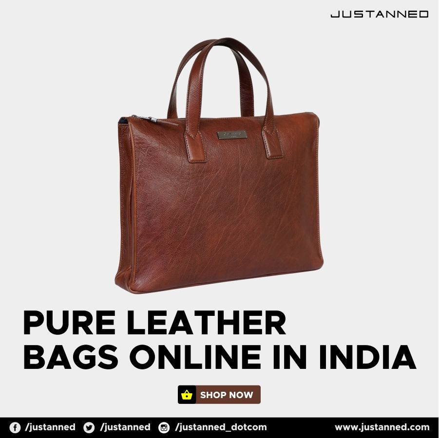 d6e2803545 Justanned a top-notch online Shopping site in India. We provide you best  Laptop bags for men in affordable prices. From Leather Business bags to  city bags ...