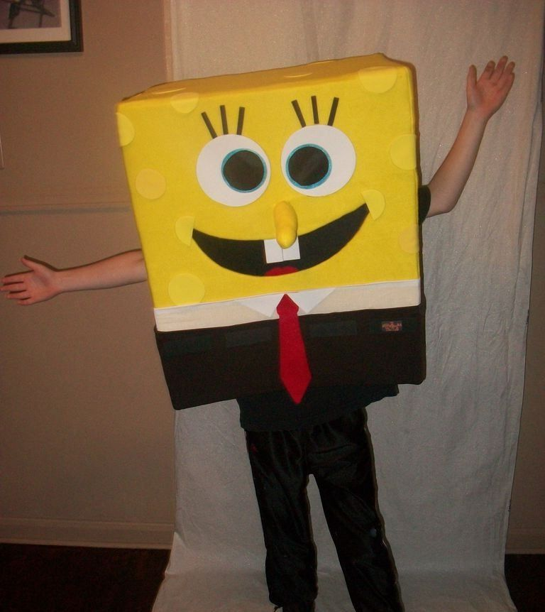 Bevorzugt idee-faire-deguisement-bob-eponge-facile.jpg (768×862) | costume  CR67