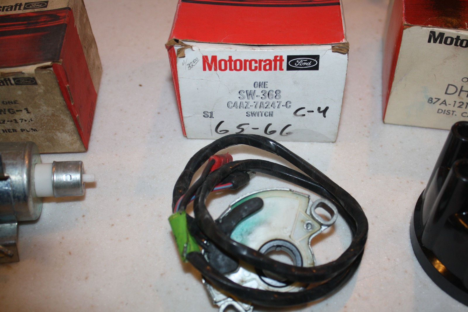 1965 66 ford mustang neutral safety switch p n c4az 7a247 c ebay