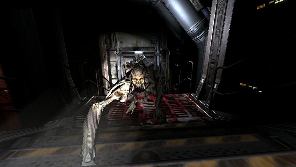 Doom3 Bfg Edition Crawl Doom 3 Doom 3 Bfg Video Games Playstation