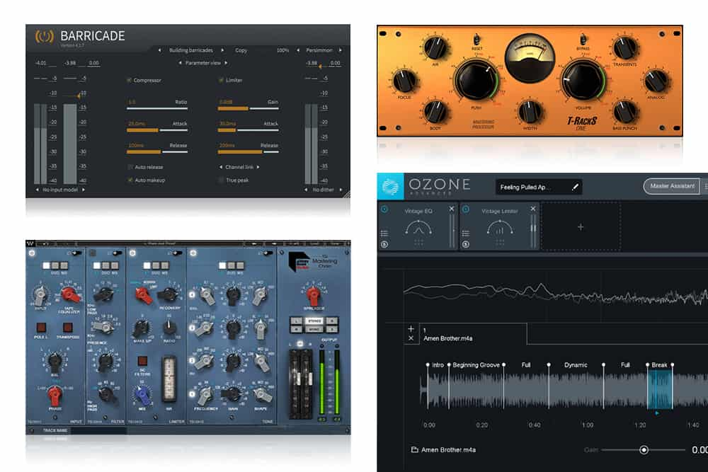 2019 S Best Mastering Plugins Include Waves Abbey Road Tg Mastering Chain Eventide Elevate Bundle Izotope Ozone 8 Plugins Design Jobs Engineering Education