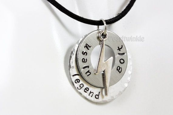 Usain bolt pendant jewelry necklace cord or chain by pearltwinkle usain bolt pendant jewelry necklace cord or chain by pearltwinkle mozeypictures Choice Image