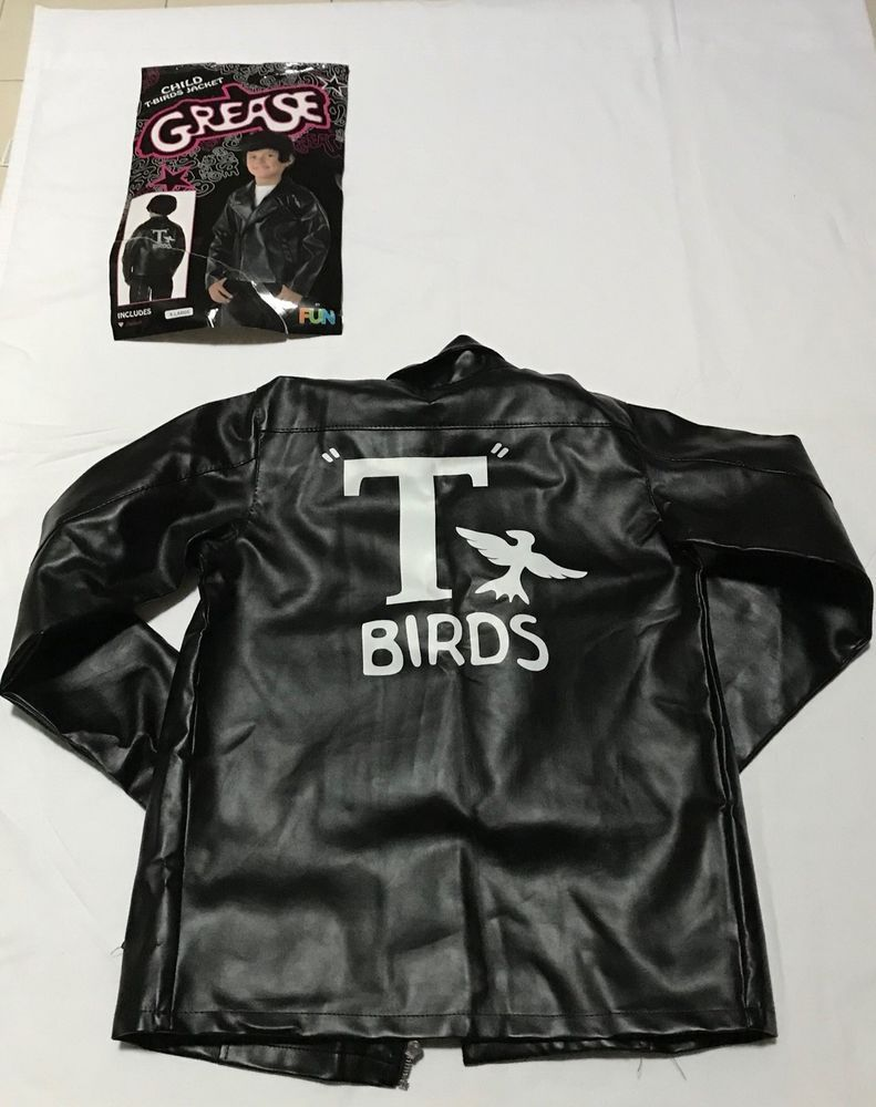 Jacket Bird Xlfashionclothing T Child Size Grease mnN0w8