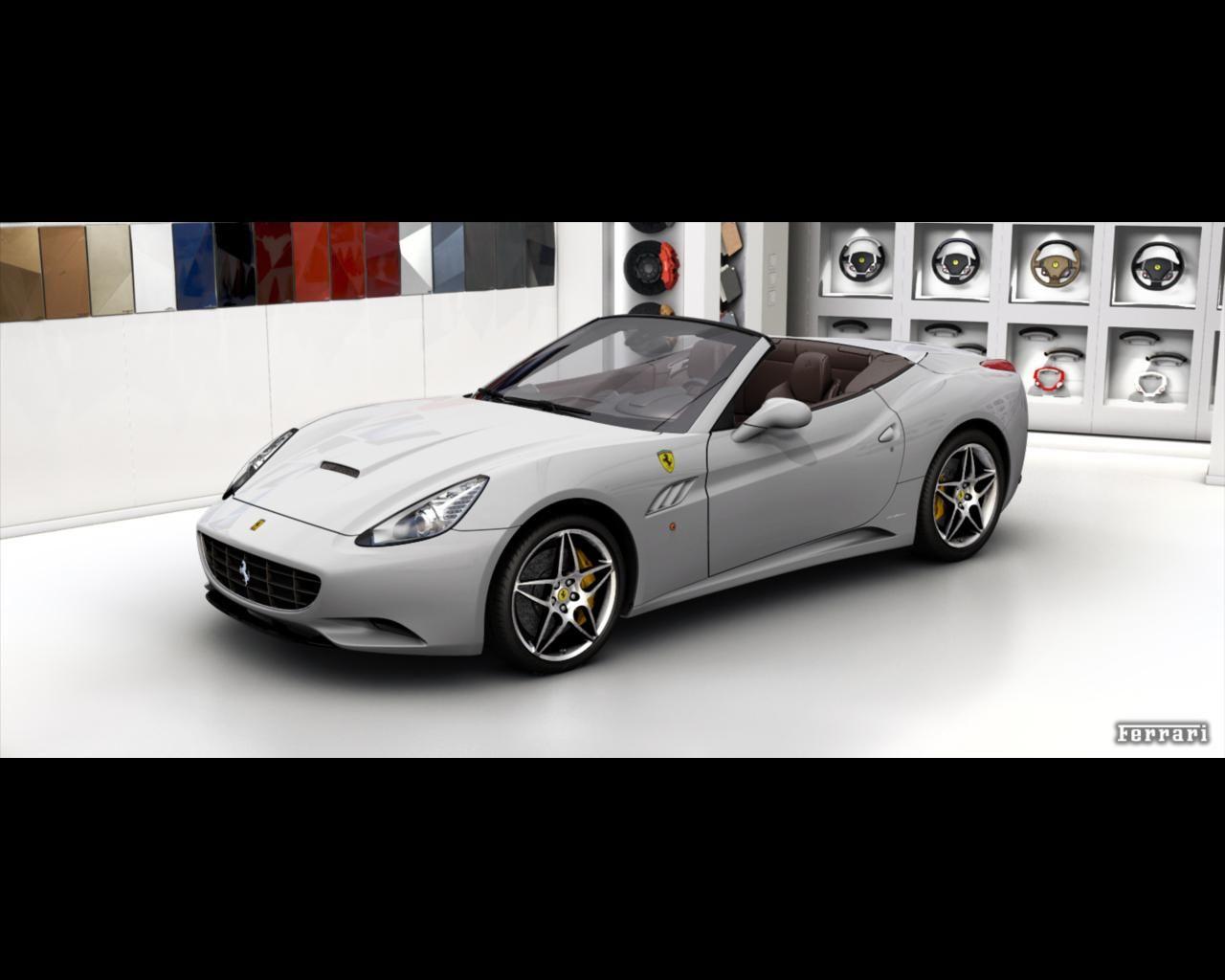 Ferrari California on the Ferrari configurator | Hot cars ...