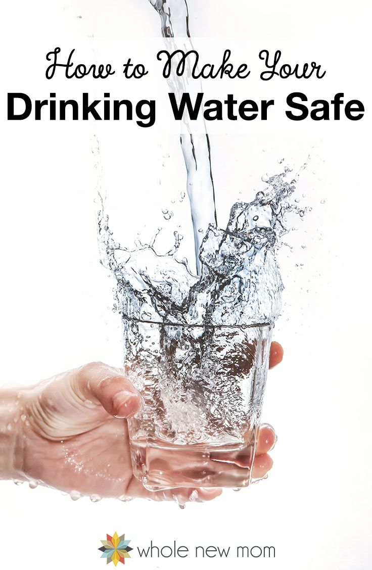 Find out How to Make Your Tap Water Safe to Drink!   Drinking ...