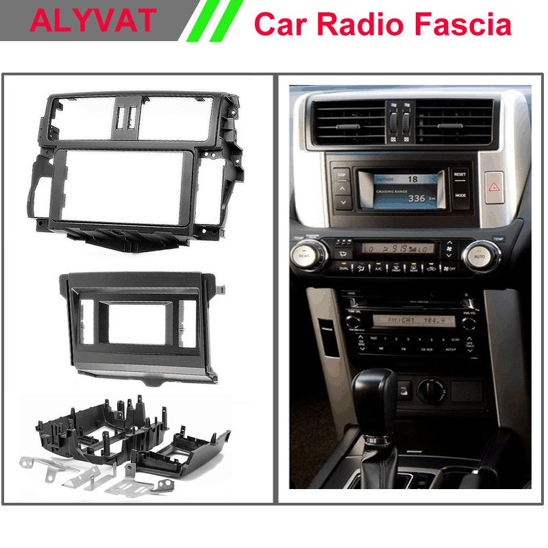 Car Dvd Radio Installation Dash Mount Kit Stereo Install