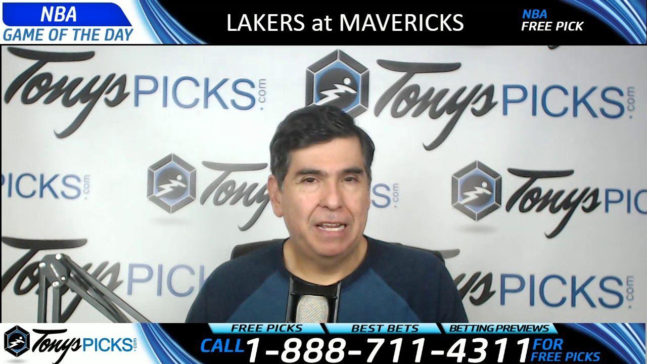 LA Lakers vs. Dallas Mavericks Free Picks and Predictions