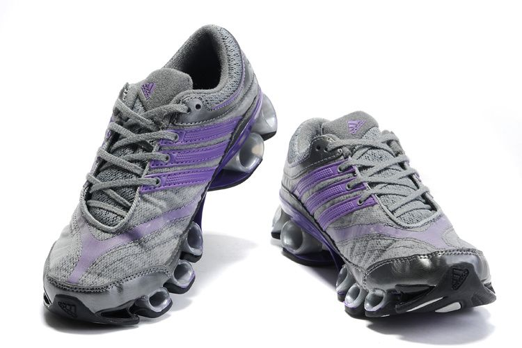 new concept 06b1e dfcc3 Adidas Titan Bounce Grey Purple G12845 under   60.00