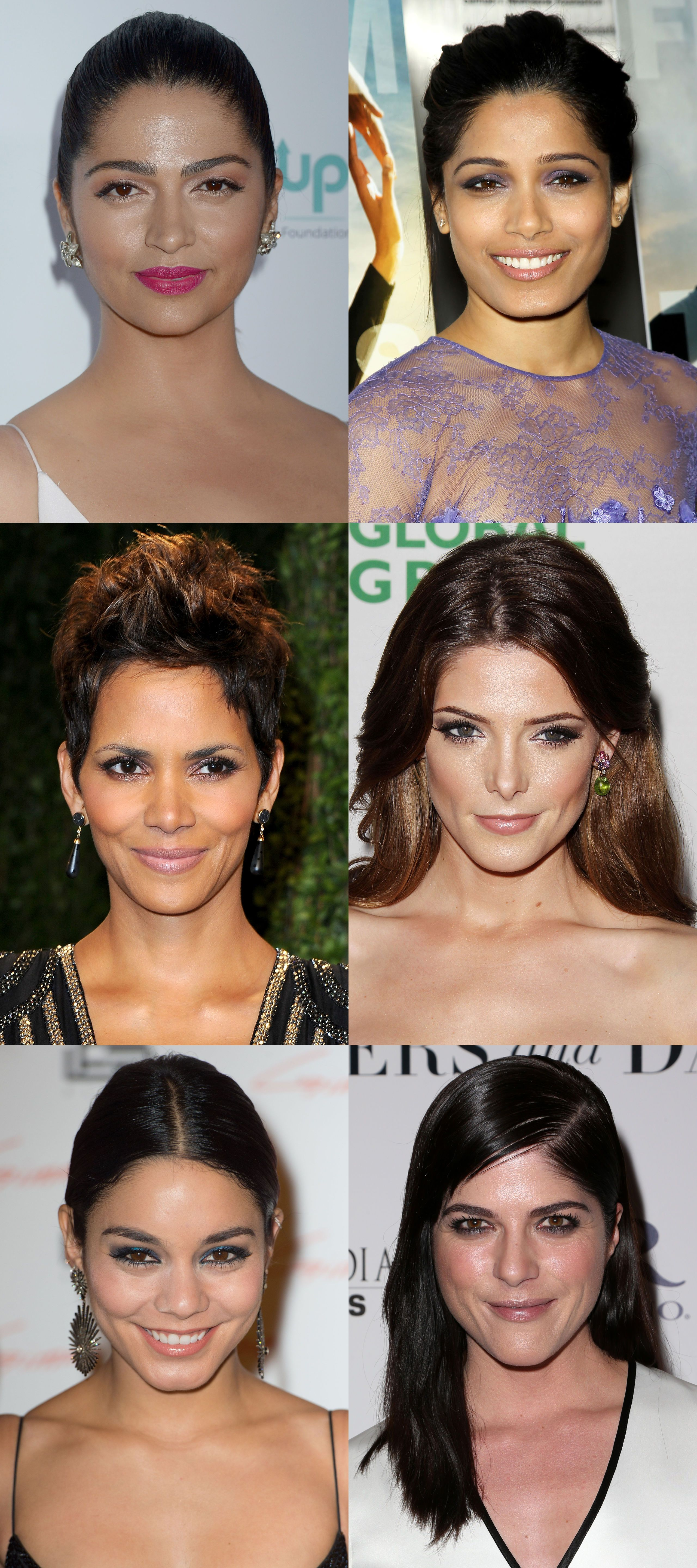 how to figure out your face shape in 4 steps | glow