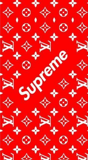 Supreme iPhone Wallpaper Live