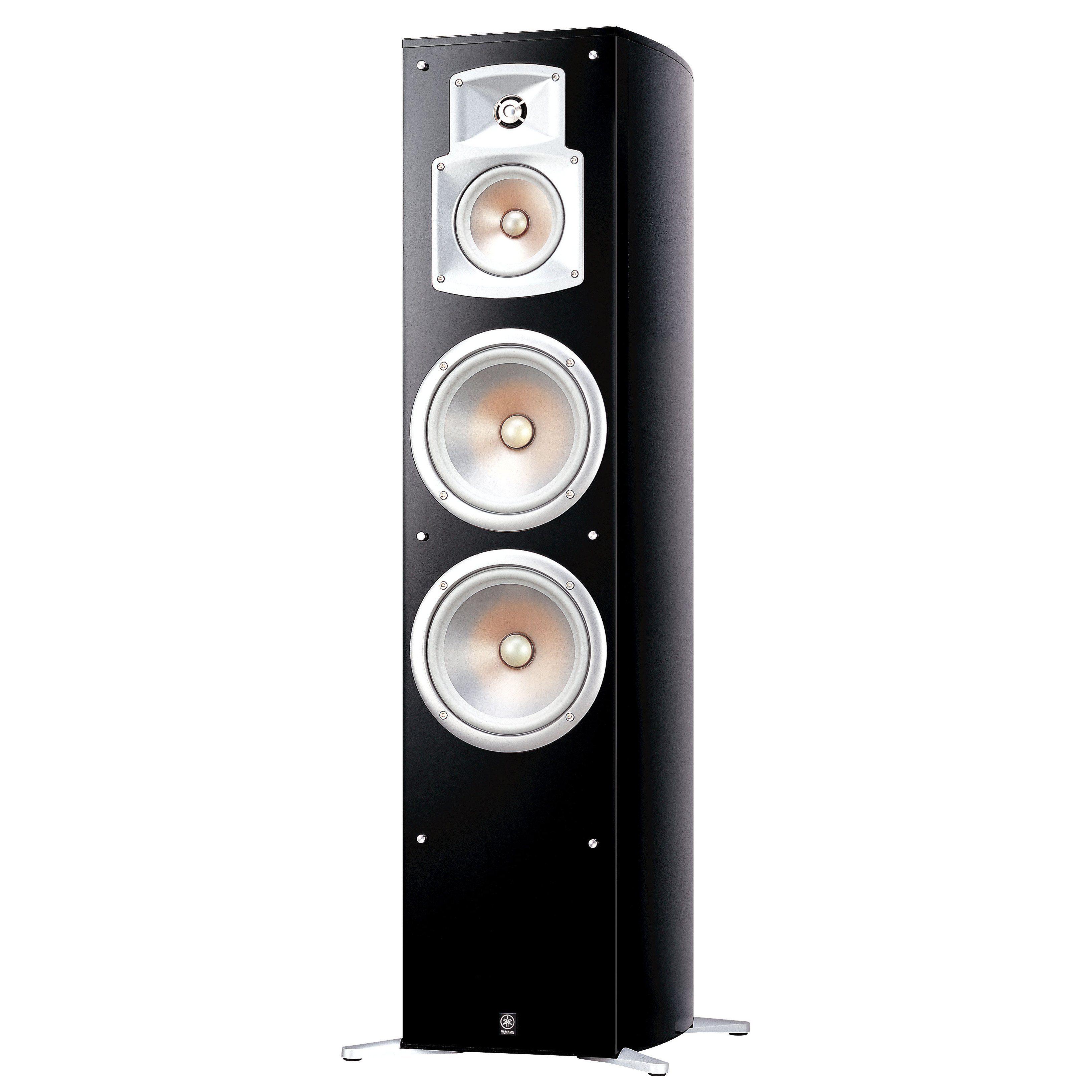Tower speakers speaker stands bookshelf system yamaha floor also ns floorstanding home theater in rh pinterest