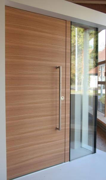 Wooden, PVC front door or ALU front door?