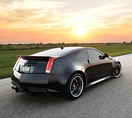 Hennessey Performance CTS-V VR1200 Twin Turbo