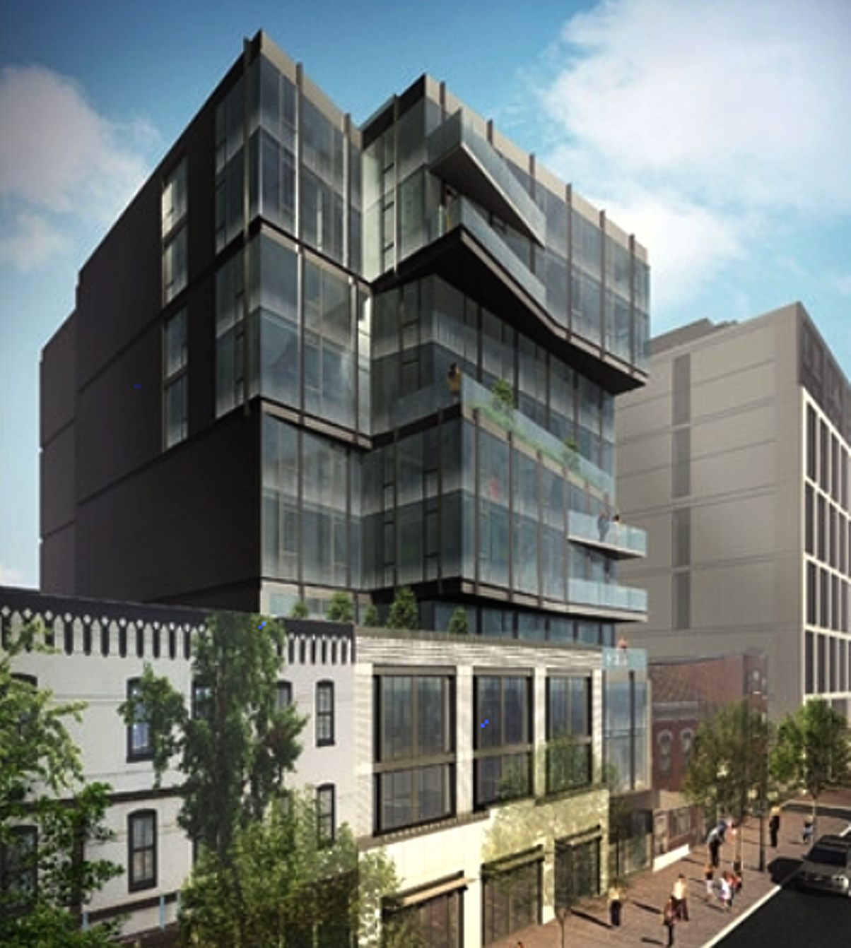 925 5th Is A New Condominium Project Built On The Site Of