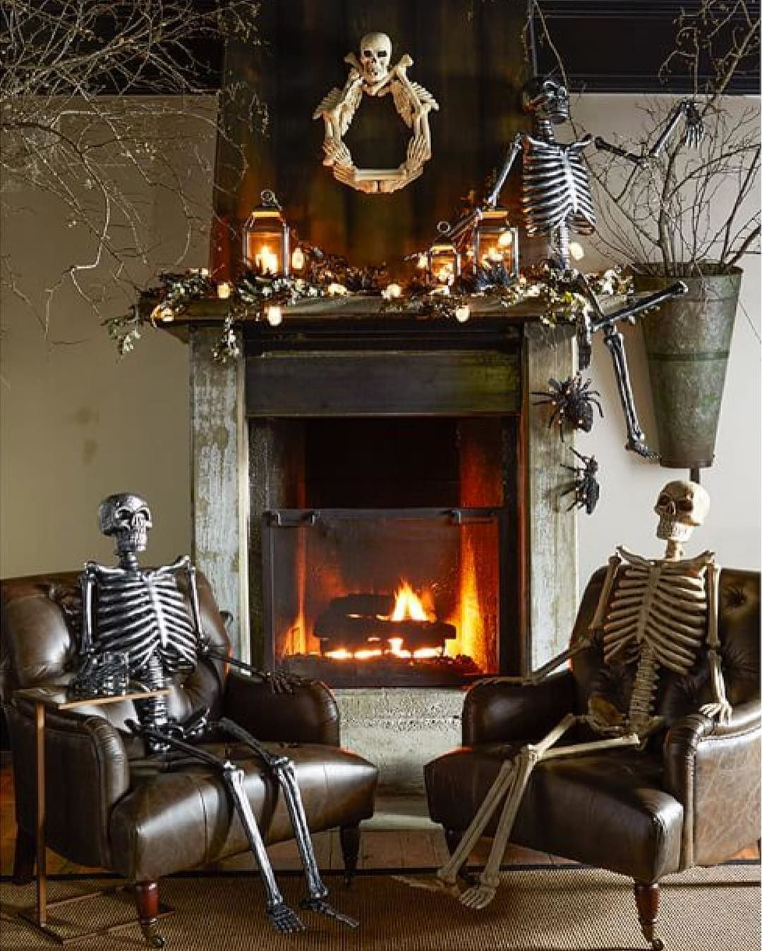 We Make No Bones About It We Love Halloween Whether Its Spooky