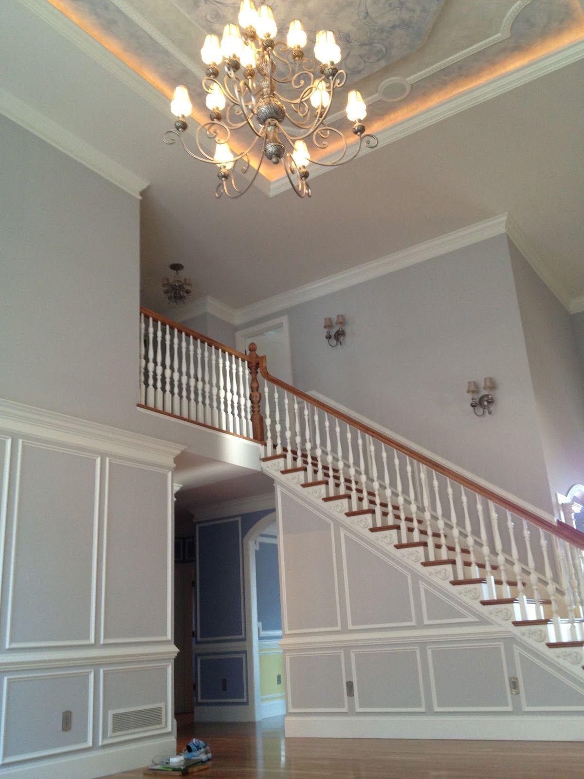 Sherwin Williams Tinsmith Luxury Houses Entrance House