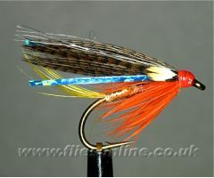 Sea Trout Patterns from Highland Flies