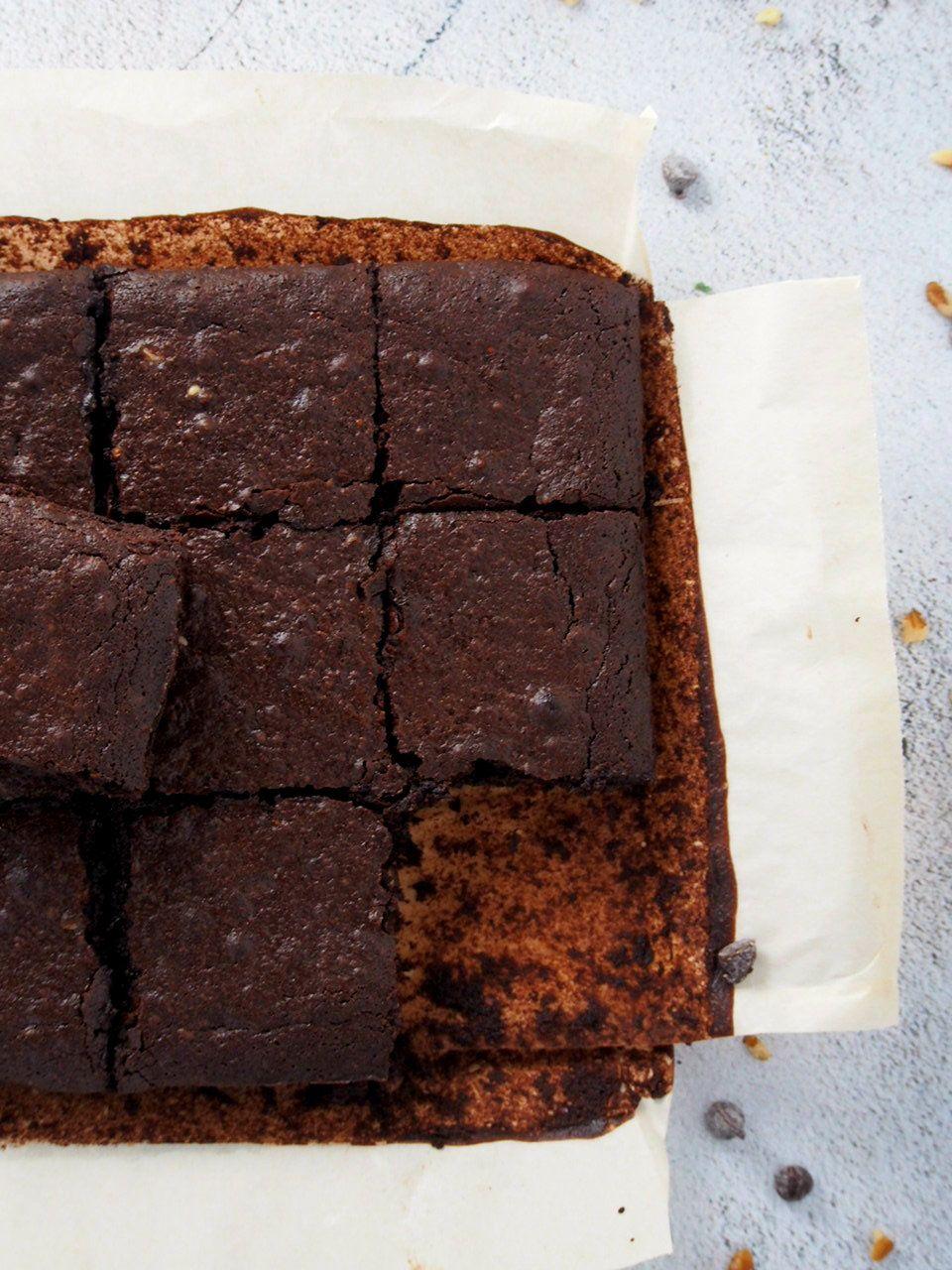 Coconut oil brownies recipe oil brownies desserts