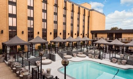 Stay with Daily Dining Credit at Wyndham Garden Dallas North, TX. Dates into February 2018.