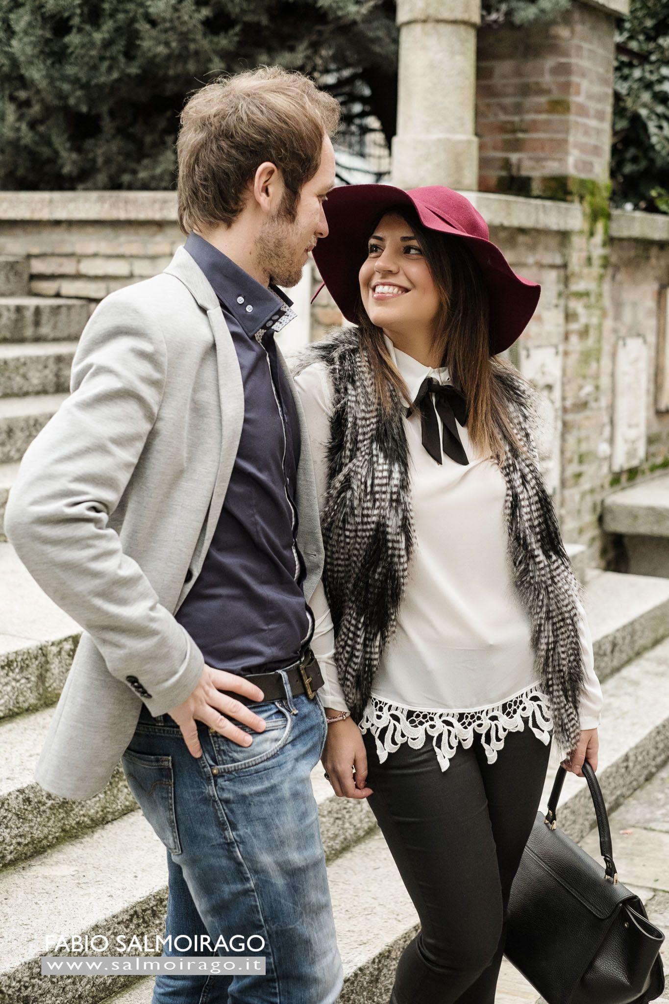 Erica & Alessio - Engagement