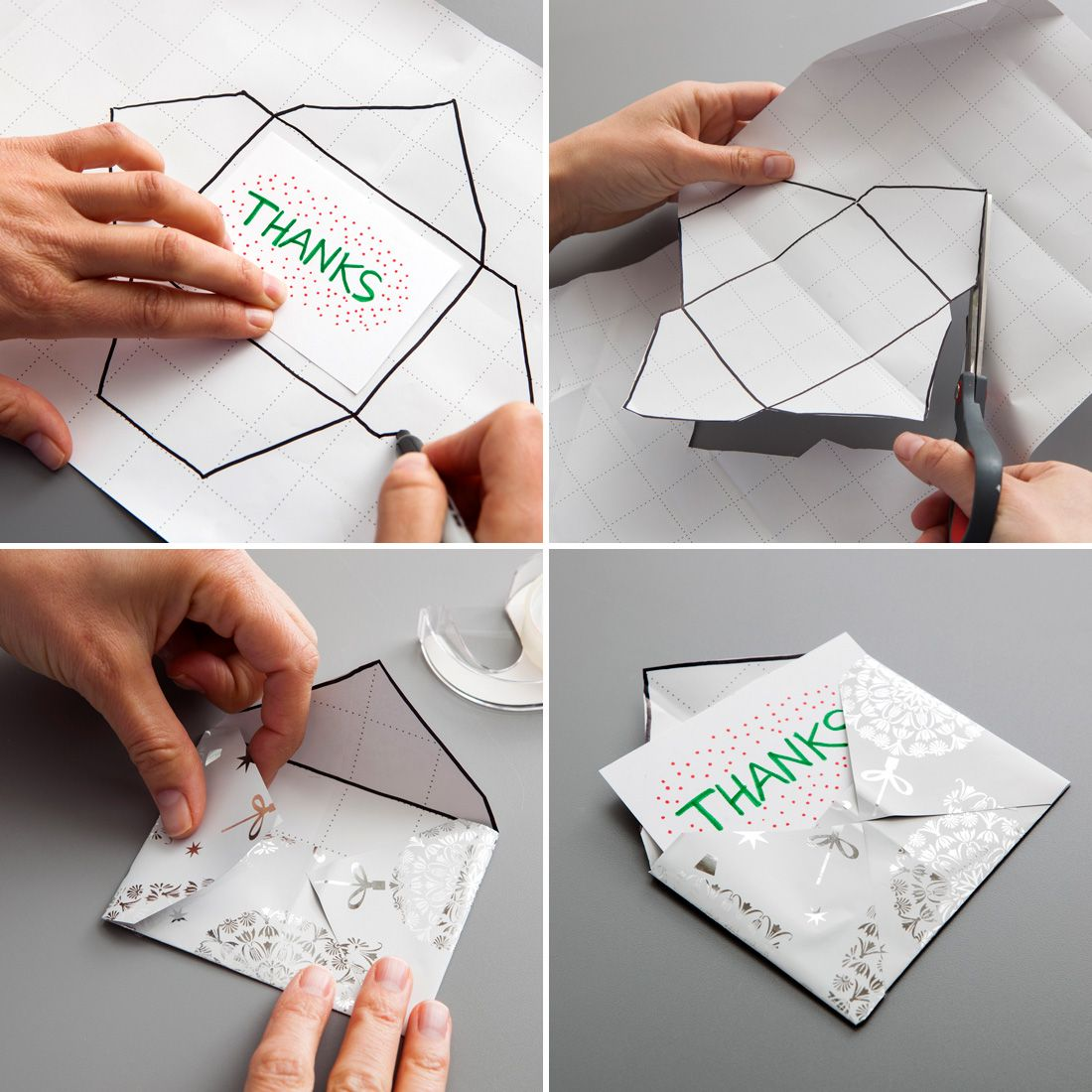 Great 9 New Ways To Repurpose Wrapping Paper Awesome Design