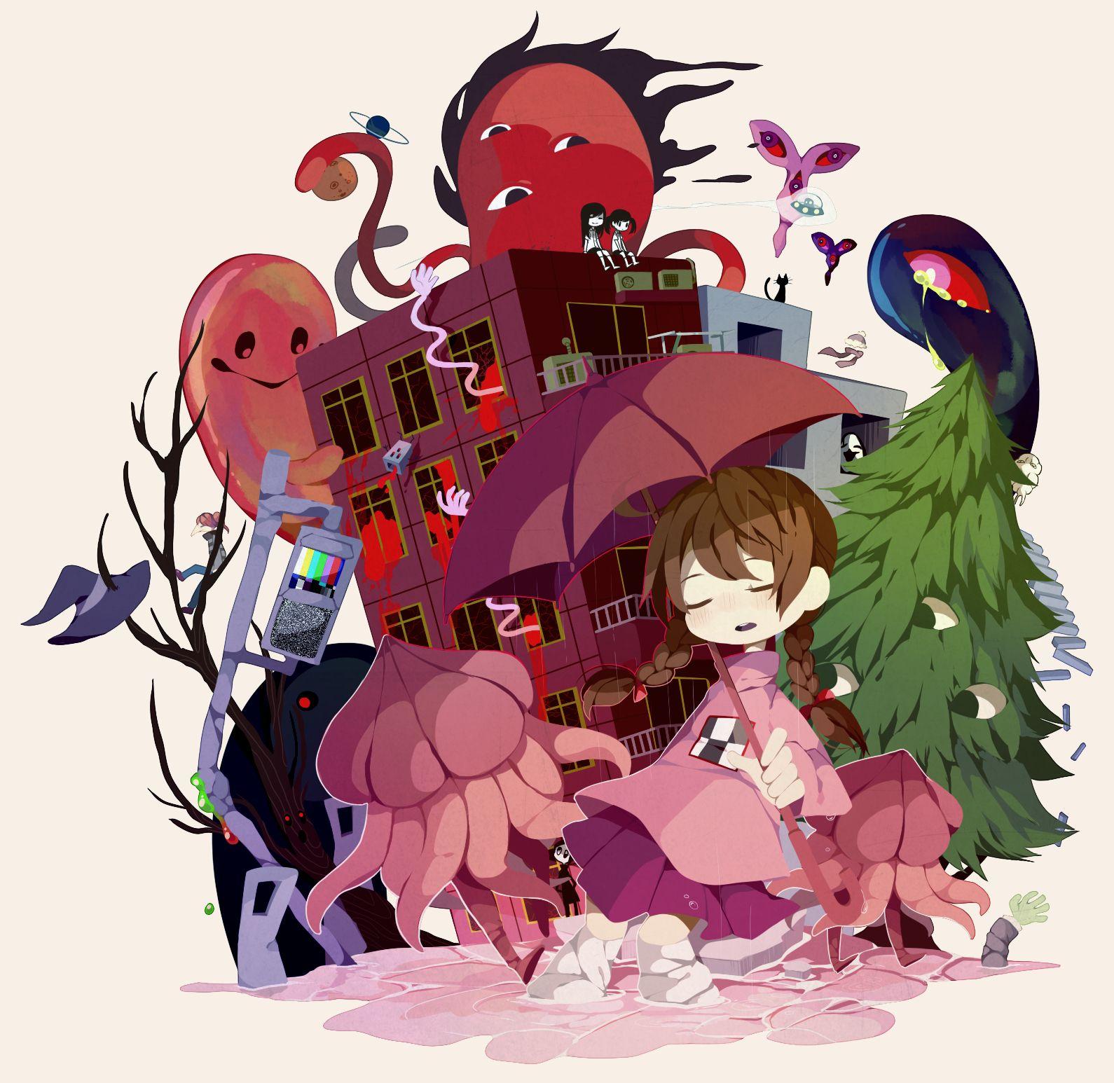 Yume Nikki/1734260 Zerochan Anime, Rpg horror games