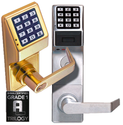 Alarm Lock Tech Digital Lock And Software Support