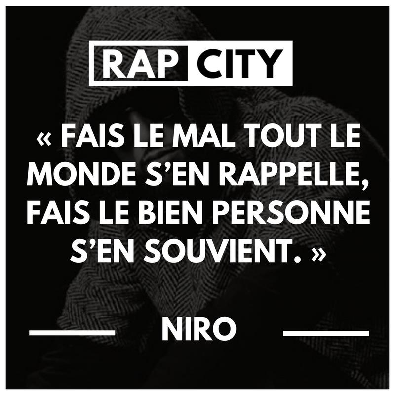 Les 10 Meilleures Punchlines De Niro Citations De Rap