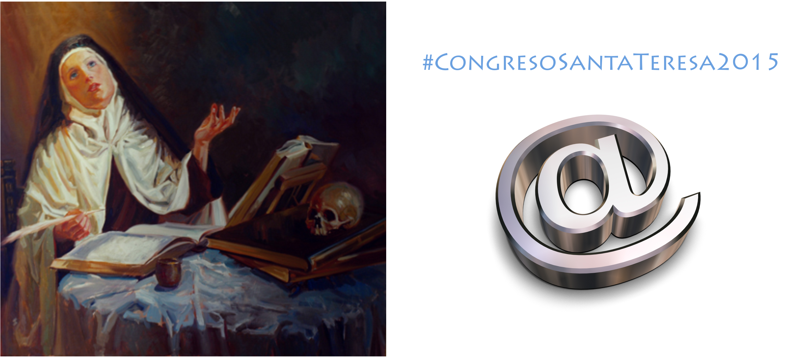 #Webs imprescindibles sobre #SantaTeresa y el #VCentenario. #CongresoSantaTeresa2015 #STJ500
