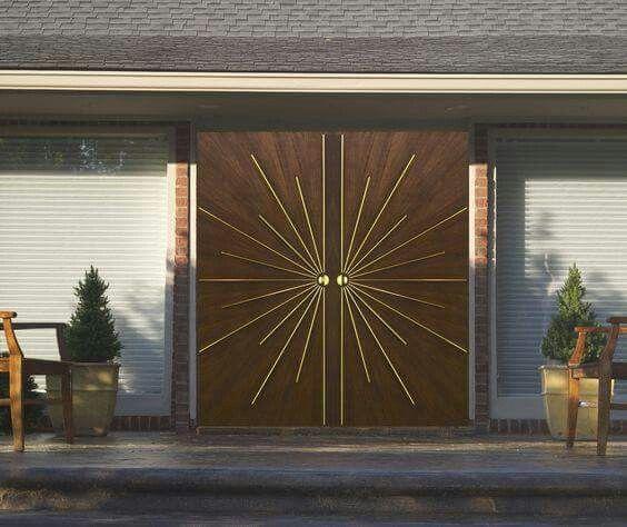 Starburst Front Door Door Design Modern Entrance Door Design Door Design