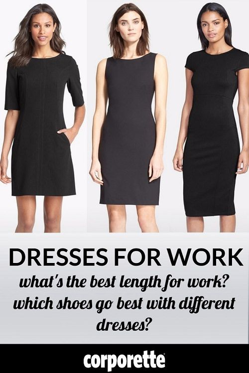 327bc1005f8 Dresses for work can be easy -- but tricky! If you ve ever asked