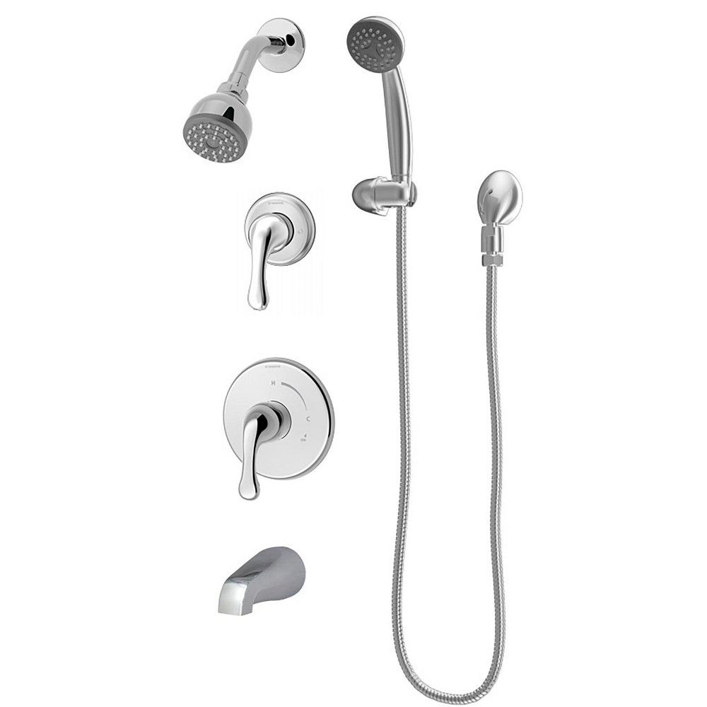 Symmons 6606 Trm Unity Tub And Shower Trim Package With Single