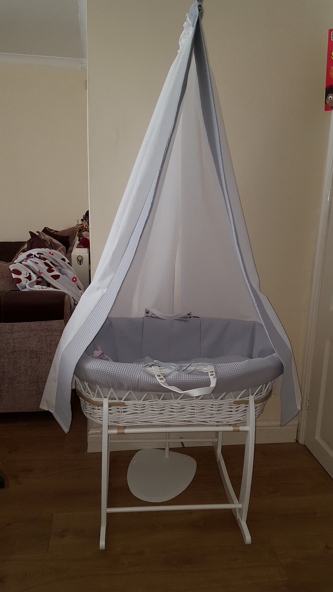 Bridget Moses Basket With Stand Set Our Customers Style Moses