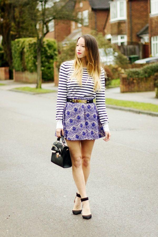 Perfect Mixed Print Outfits to Dress Like a Fashion Pro (32)