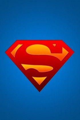 Superman Logo IPhone Wallpaper HD Click For Original Size