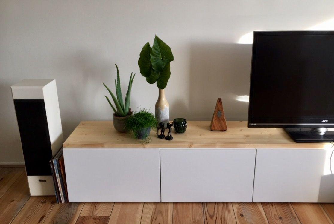 Wandmeubel Tv Praxis.Tv Meubel Ikea Hack Besta Kastjes Ikea Vuren Houten Plank Praxis