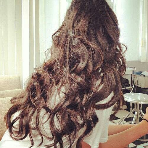 Get Your Curling Iron Out !