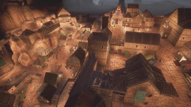 A Beautiful City In Conan Exiles In 2020 Conan Exiles Conan City