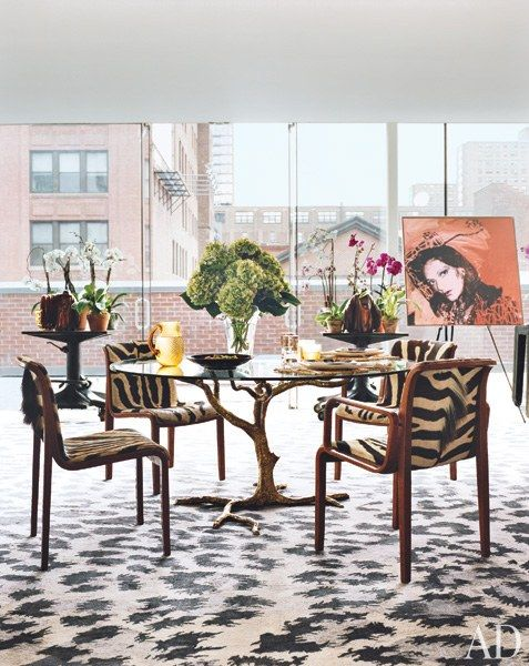 Celebrity Dining Rooms: Gisele Bündchen, Tom Brady, Patrick Dempsey, Kourtney  Kardashian Photos Part 64
