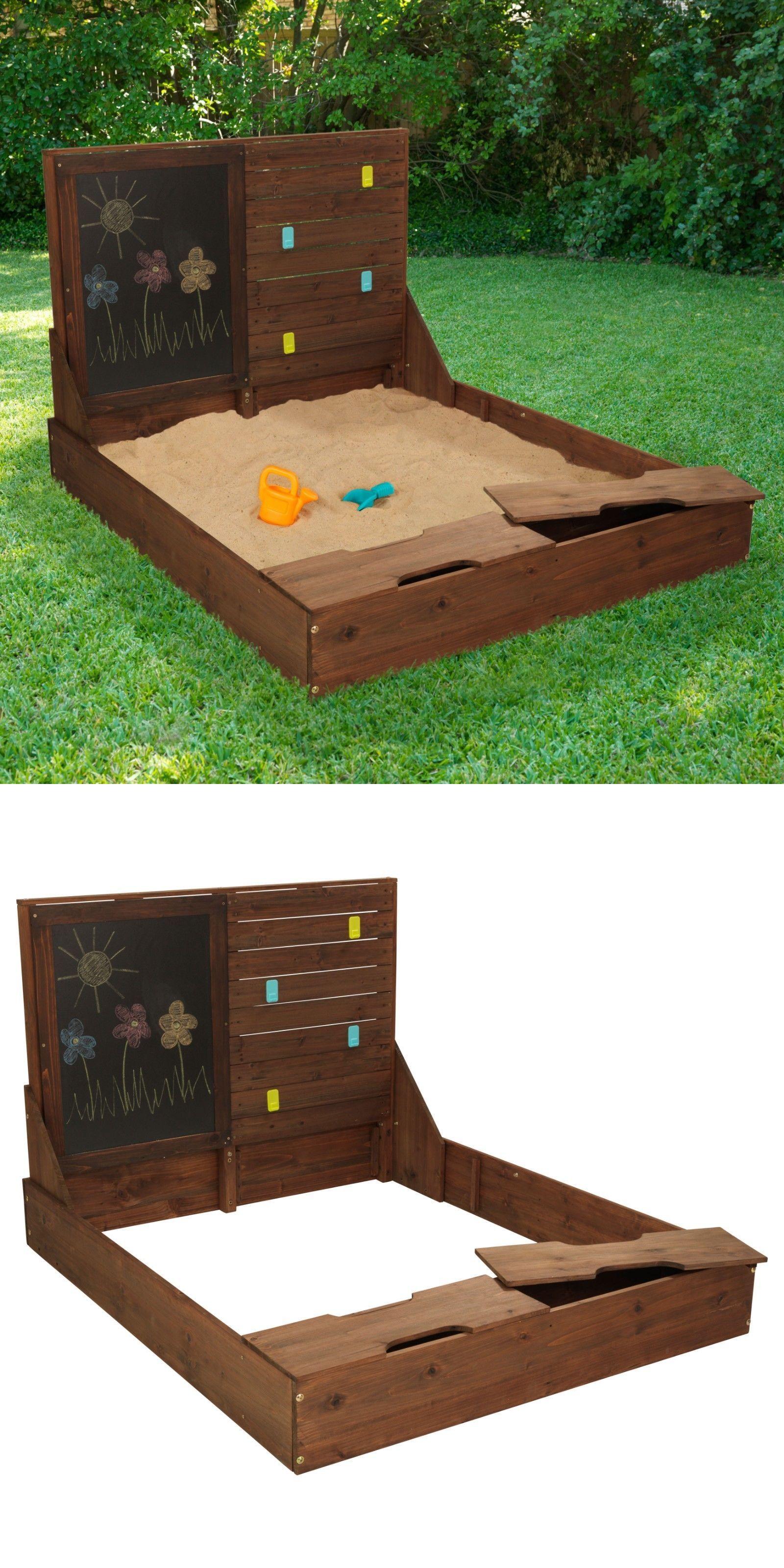 Kidkraft Backyard Sandbox - House of Things Wallpaper