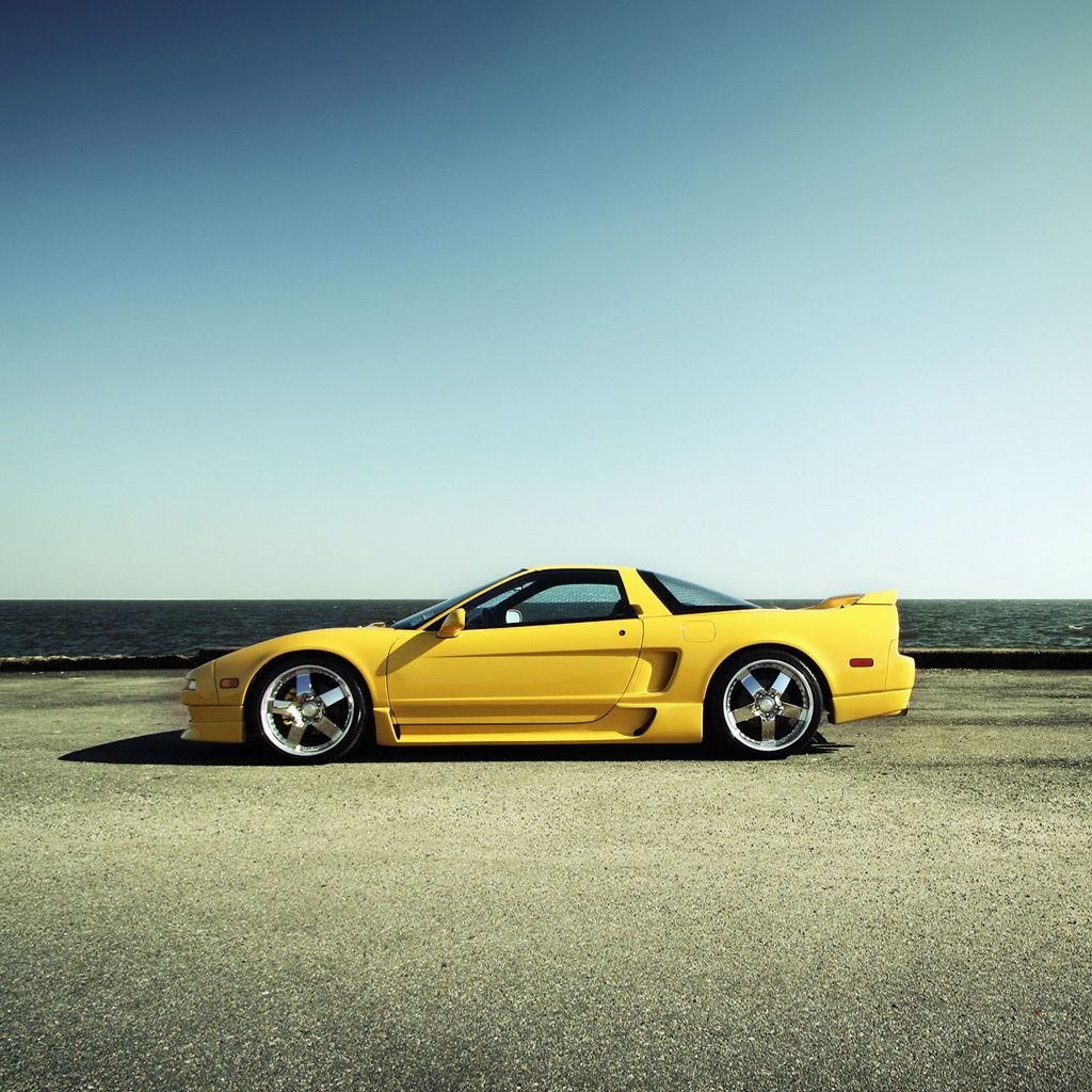 Acura NSX 1991 (With Images)