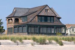 New England exterior home design. Love the cedar shingles. | Home ...