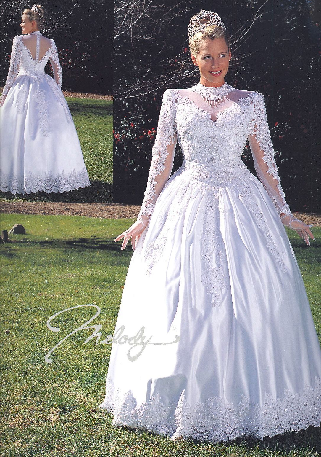 Wedding Gowns<BR>Cotillion Gowns<BR>Debutante Gowns by MELODY ...