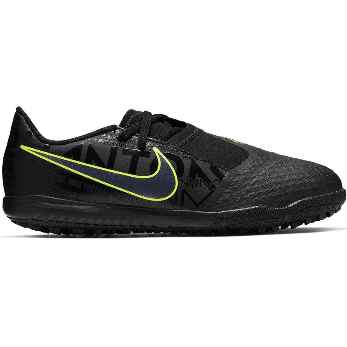 Buty Pilkarskie Nike Phantom Venom Academy Tf Jr Ao0377 007 Czarne Wielokolorowe Soccer Shoe Football Shoes Black Shoes